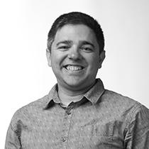 Justin Goodman, VP Platform Services