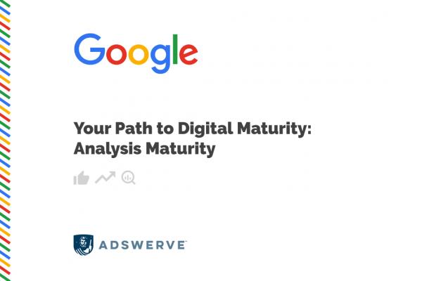 Your Path to Digital Maturity Analysis Maturity